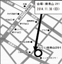 南青山地図